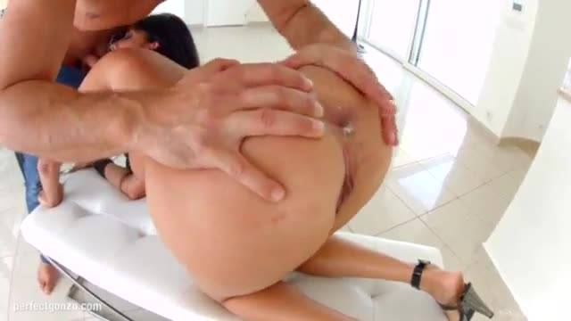 Anissa kate in hardcore gonzo anal scene by ass traffic